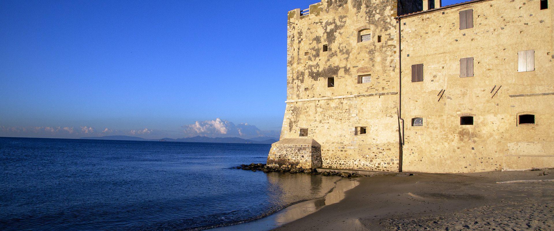 Le spiagge di Torre Mozza, Carbonifera, Mortelliccio e Casetta Civinini